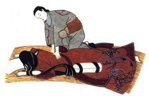 Az ősi shiatsu masszázs